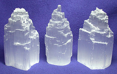 Display Selenite from Morocco