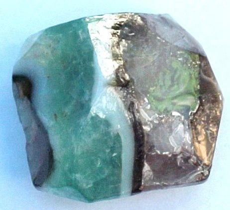 Aqua Geode SoapRocks, Rockettes, PalmStones, Quarry Bars