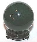Nephrite Jade Spheres