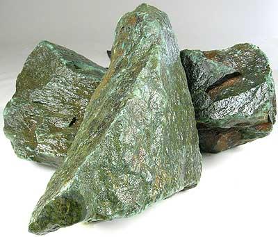 Large Chunk Verdite Budstone Rough, Raw, Natural
