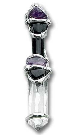 Protection Baby Wand Pendant