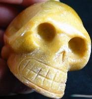 Autumn Jade Skulls