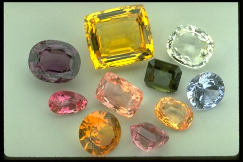 Corundum Sapphires