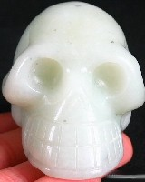 New Jade Skulls
