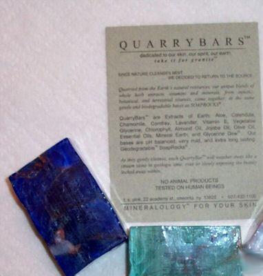 Quarry Bar Soap Rocks