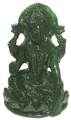 Green Jade Mahalaxmi