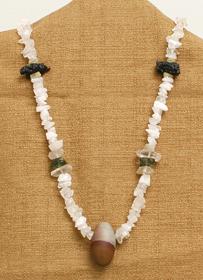 Sudden Samadhi Power necklace