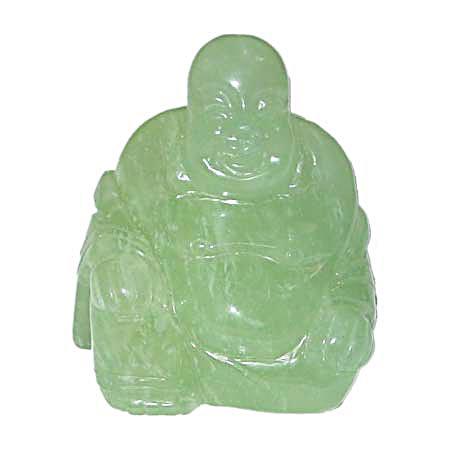 New Jade Serpentine Buddha