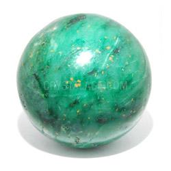 African Jade Crystal Sphere