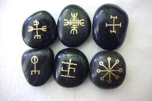 Shaman Symbol Stones