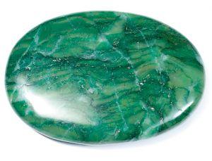 African Jade Crystal Palm stone