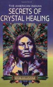 Native American Indian Crystal Healing Books