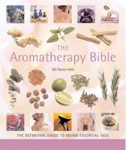 The Aromatherapy Bible Books