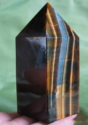 Tiger Eye Point