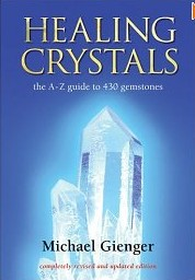 Healing Crystals Books