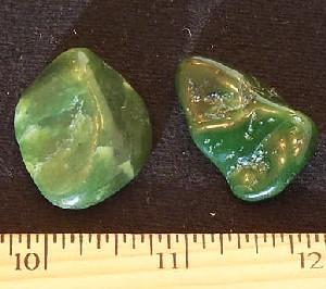 Jade Tumbled Stones