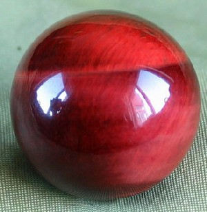 Red Tiger Eye Sphere