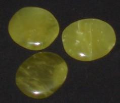Serpentine Touching stones