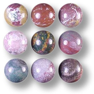 Agate Marbles