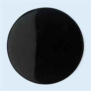 Black Obsidian Polished Scrying Mirrors