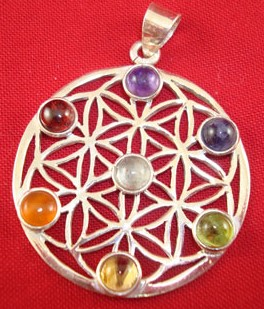 Flower Of Life Pendants