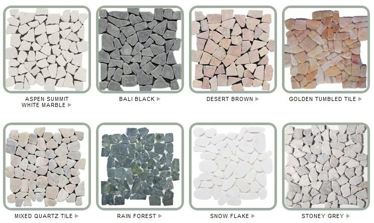 Marble Piece Tiles