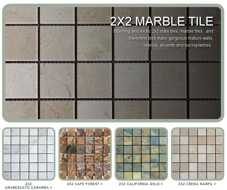 Marble Tiles Small