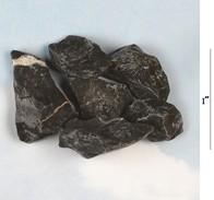 Black Calcite Master Shamanite Tumbled