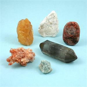 Stones of the New Consciousness Crystal Intensive 62 Stone Set