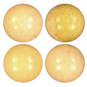 Yellow Jadite Shooter Marble