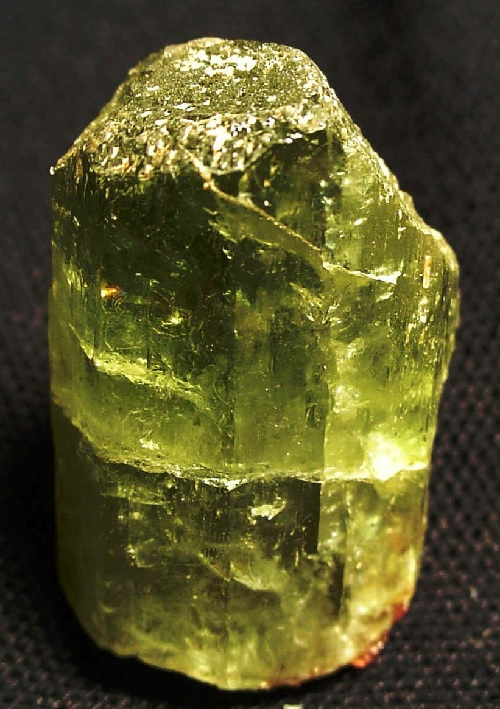 Diopside Crystal Soap With Rock