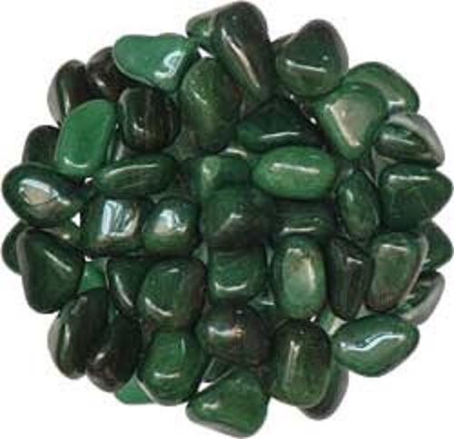 Green Aventurine Crystal Soap With Rock