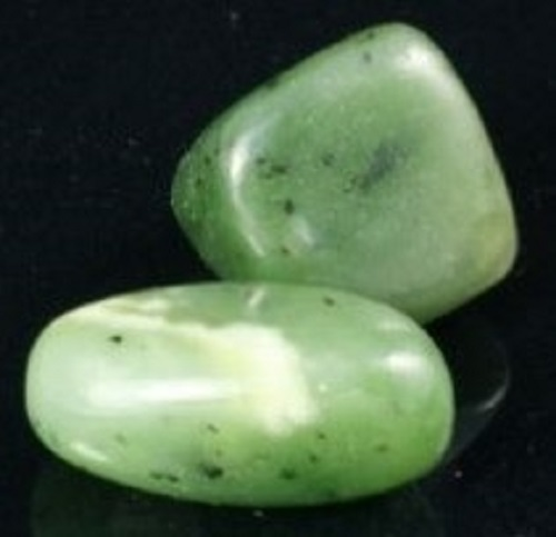 Jade Crystal Soap With Rock