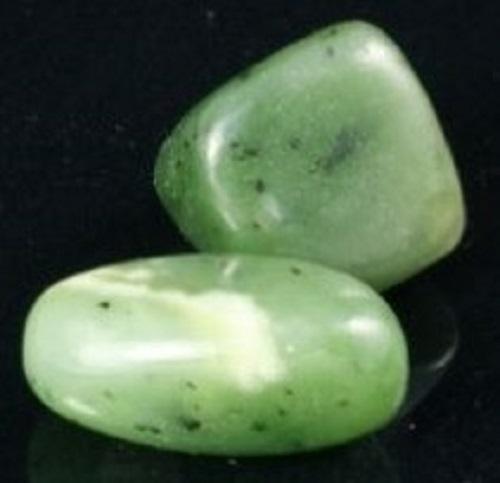 Jade Crystal Soap With Rock