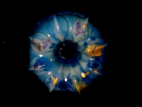 Lapis Lazuli Crystal Soap With Rocks