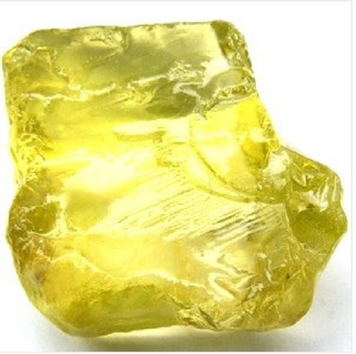 Lemon Quartz Crystal Soap With Rock