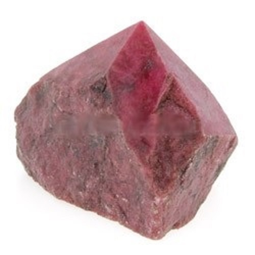 Rhodonite Crystal Soap With Rock