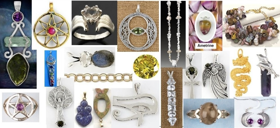 Jewelry With Spiritual And Healing Properties
